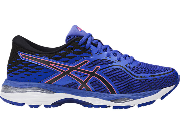 GEL CUMULUS 19 | Women | BLUE PURPLEBLACKFLASH CORAL