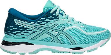 Asics Gel Cumulus 19 Womens Running Shoes Aruba Blue