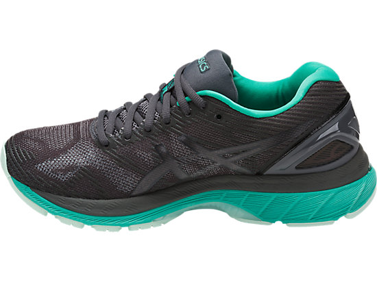 GEL-NIMBUS 19 LITE-SHOW BLACK/GREEN