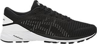 Asics Mens Dynaflyte 2 Running Shoe 2 Black/White/Carbon Size 8.5 Dn1AQ