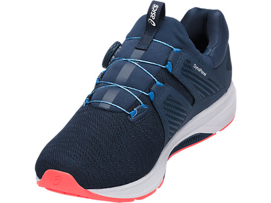 Dynamis DARK BLUE/WHITE/FLASH CORAL