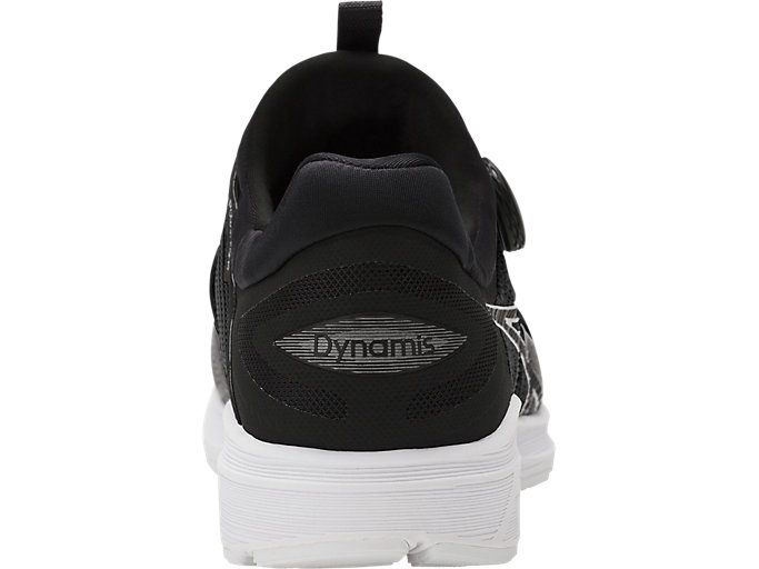 Back view of Dynamis, CARBON/BLACK/WHITE
