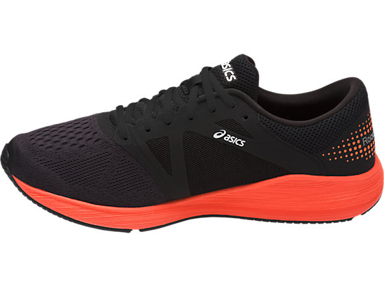 RoadHawk FF BLACK/HOT ORANGE/WHITE
