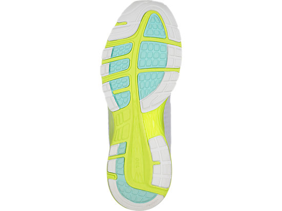 DynaFlyte 2 WHITE/SAFETY YELLOW/ARUBA BLUE