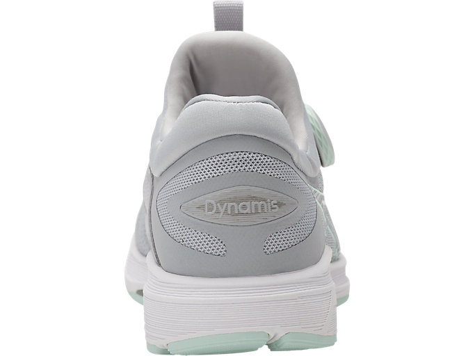 Back view of Dynamis, MID GREY/GLACIER GREY/WHITE