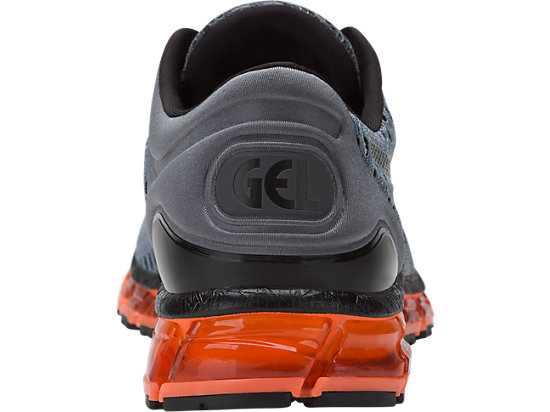 asics gel quantum 360 carbon black orange