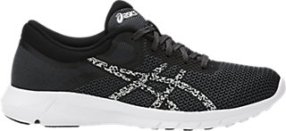 Running Nitrofuze 2 Trainers In Black - Black Asics
