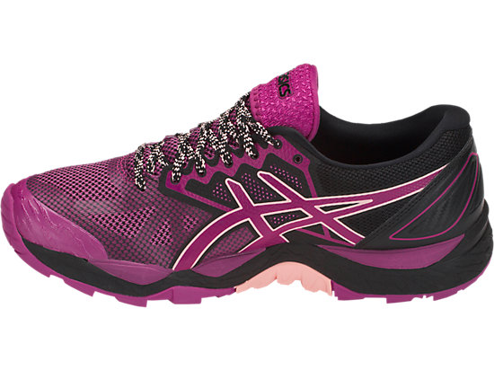 GEL-FujiTrabuco 6 BATON ROUGE/SEASHELL PINK/BLACK