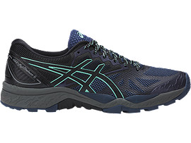 GEL-FujiTrabuco 6, Insignia Blue/Black/Ice Green