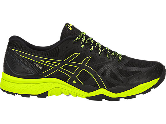 GEL-FujiTrabuco 6 G-TX, BLACK/SAFETY YELLOW/BLACK