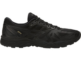 GEL-FujiTrabuco 6 G-TX, BLACK/BLACK/PHANTOM