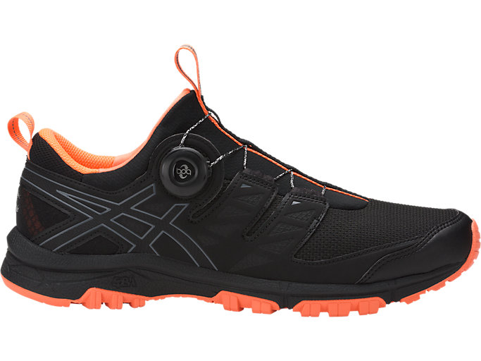 Orange Running Asics Blackcarbonhot Gel FujiradoMen Trail 8knOPN0wX