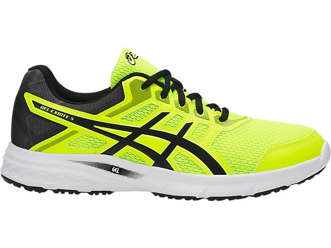 GEL-EXCITE 5, FLASH YELLOW/BLACK