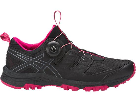 GEL-Fujirado, Black/Carbon/Cosmo Pink
