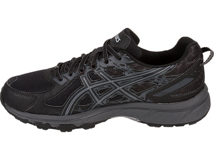 Men's GEL Venture 6 | BlackPhantomMid Grey | Trail Running