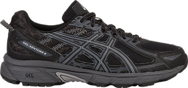 asics gel black