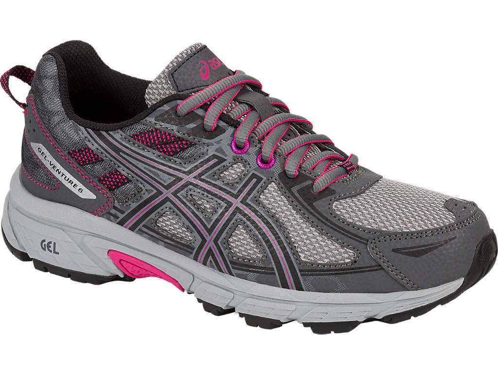 ASICS-Women-039-s-GEL-Venture-6-Running-Shoes-T7G6N thumbnail 29