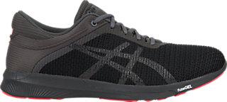 Asics Fuzex Rush Grey Running Shoes