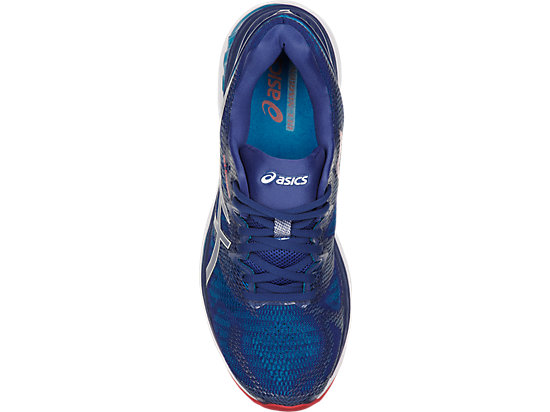 GEL-NIMBUS 20 BLUE PRINT/RACE BLUE