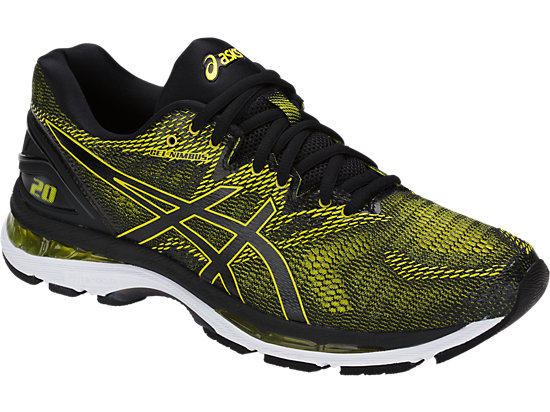 GEL-NIMBUS 20  YELLOW/BLACK
