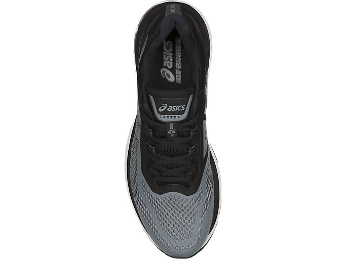 Top view of GT-2000 6, STONE GREY/BLACK/WHITE