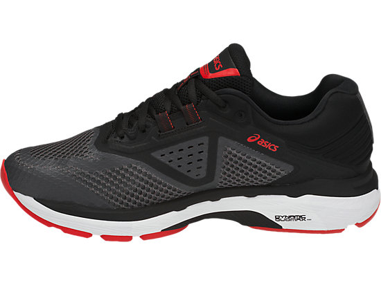 GT-2000 6 DARK GREY/BLACK/FIERY RED