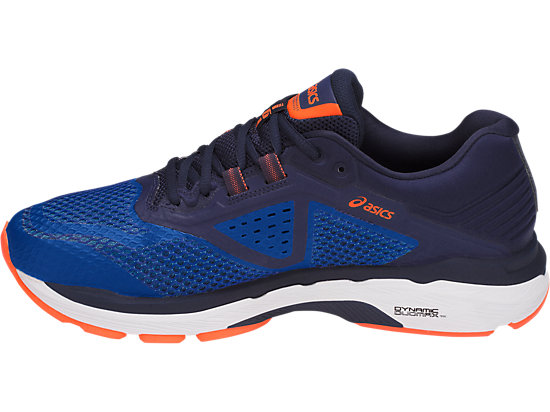 GT-2000 6 (2E) MEN WIDE IMPERIAL/INDIGO BLUE/SHOCKING ORANGE