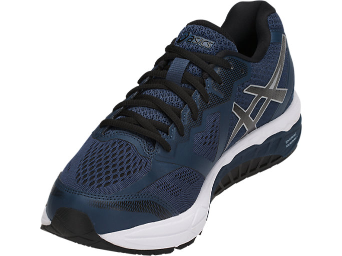 Men's GEL Foundation 13 Dark BlueBlackWhiteKjører Dark BlueBlackWhite Running