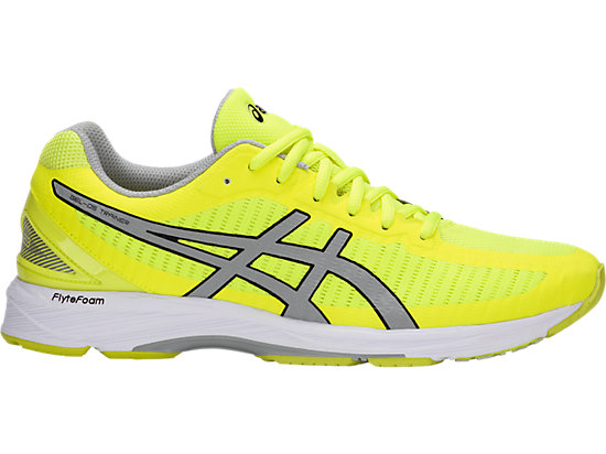 GEL-DS TRAINER 23, Safety Yellow/Mid Grey/White