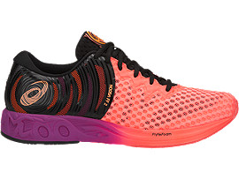 NOOSA FF 2, FLASH CORAL/SHOCKING ORANGE/BLACK