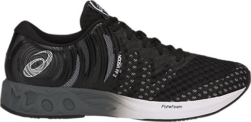 Big Discount For Sale Cheap Buy NOOSA FF 2 - Neutral running shoes - black/white/carbon Supply Online JyC9QhPqf4
