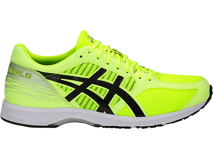 munición interfaz bandera  Men's TARTHERZEAL 6 | SAFETY YELLOW/BLACK/WHITE | Running | ASICS ...