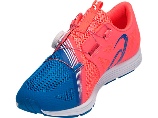 GEL-451 FLASH CORAL/WHITE/DIRECTOIRE BLUE