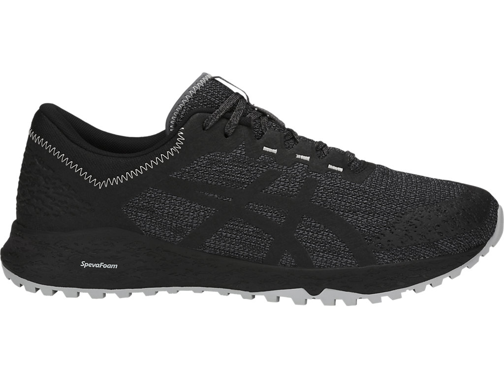 ASICS ALPINE XT - Trail running shoes - cedar green/black 8Votf6fUR