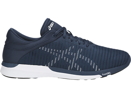 fuzeX Rush Adapt DARK BLUE/WHITE/SMOKE BLUE