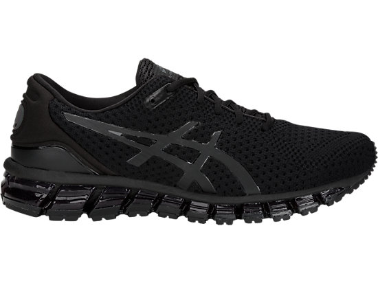 GEL-QUANTUM 360 KNIT 2 BLACK/CARBON