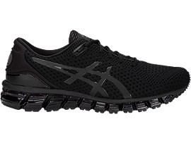 GEL-QUANTUM 360 KNIT 2, BLACK/BLACK