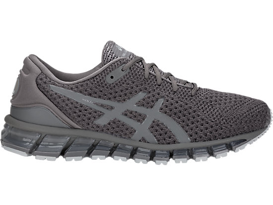 GEL-QUANTUM 360 KNIT 2, CARBON/DARK GREY