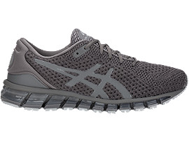 GEL-QUANTUM 360 KNIT 2, SILVER/DARK GREY