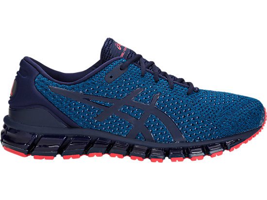 GEL-QUANTUM 360 KNIT 2, RACE BLUE/PEACOAT