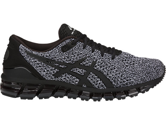 brand new 9d606 3ff3d GEL-Quantum 360 Knit   Men   Black White Black   ASICS US