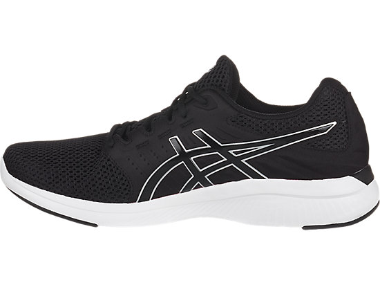 GEL-MOYA - Sports shoes - black/black/silver High Quality For Sale Discount Best Place Yh1ui2