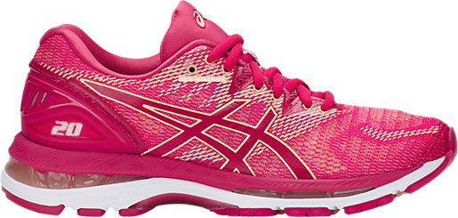 asics kayano 19 rose