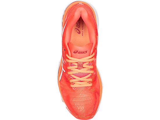 GEL-NIMBUS 20 FLASH CORAL/WHITE