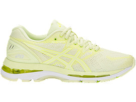 Right side view of GEL-NIMBUS 20, LIMELIGHT/LIMELIGHT/SAFETY YELLOW