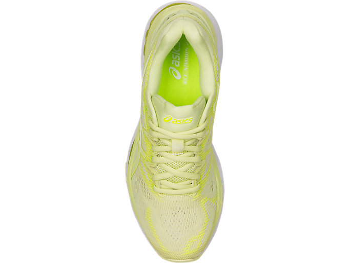 Top view of GEL-NIMBUS 20, LIMELIGHT/LIMELIGHT/SAFETY YELLOW