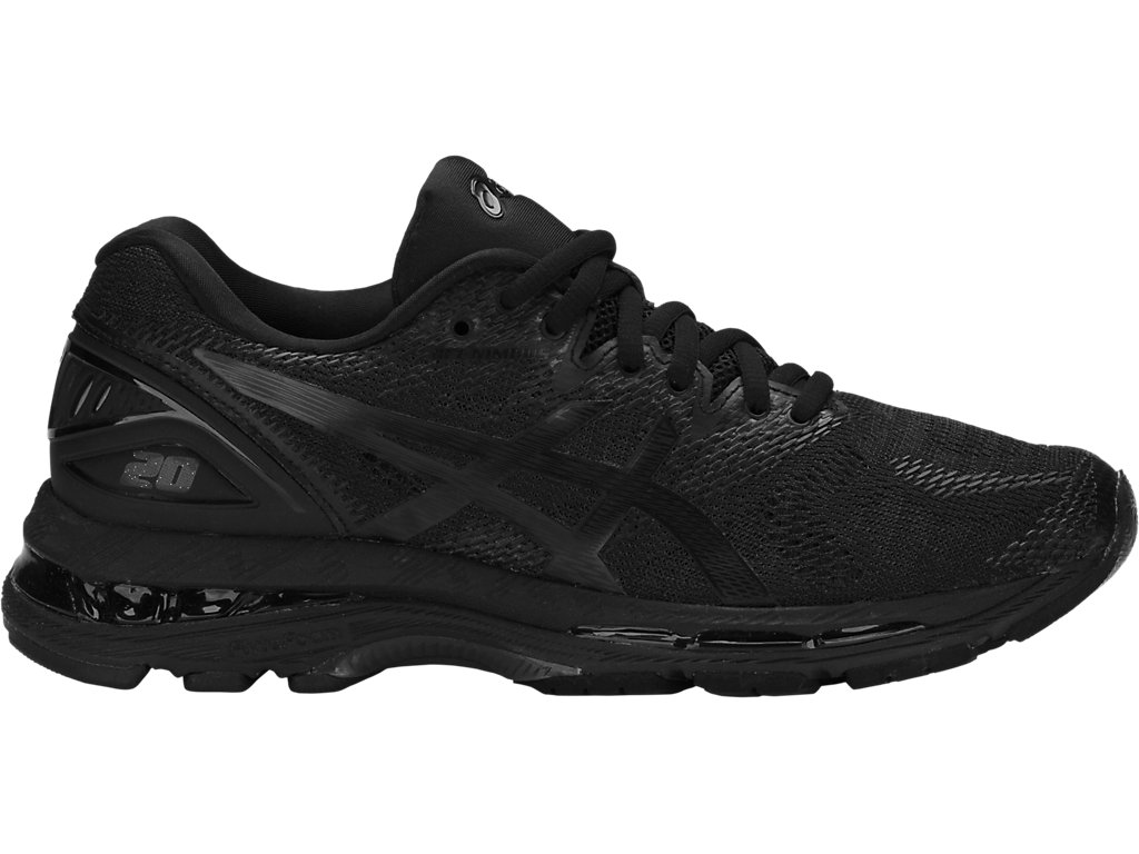 8d8e0bd72b GEL-NIMBUS 20 | Women | BLACK/BLACK/CARBON | Women SALE | ASICS