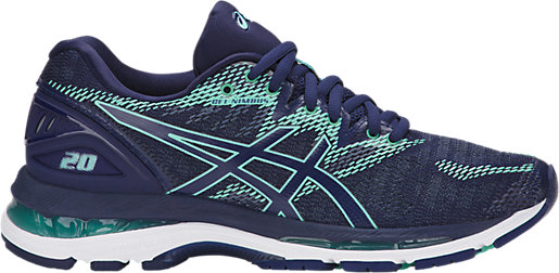 asics shoes nimbus 20 for women on sale 672763