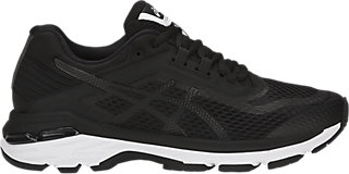 asics GT-2000 6 Shoes Women Black/Flash Coral US 11