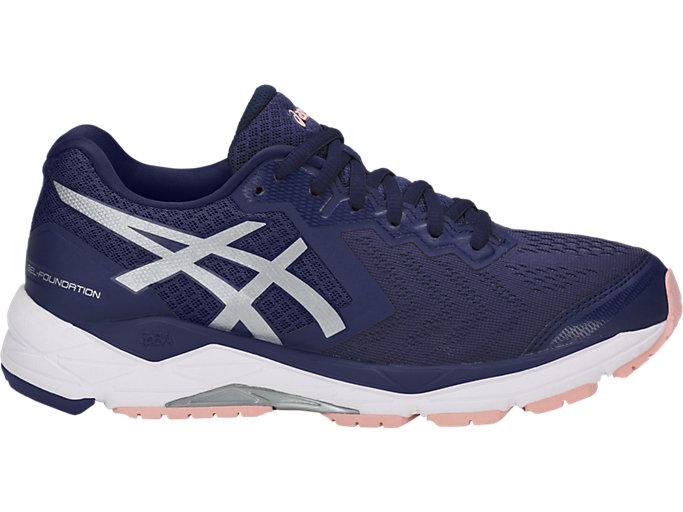 Women's GEL FOUNDATION 13 | DARK GREYBLACK | Running Shoes